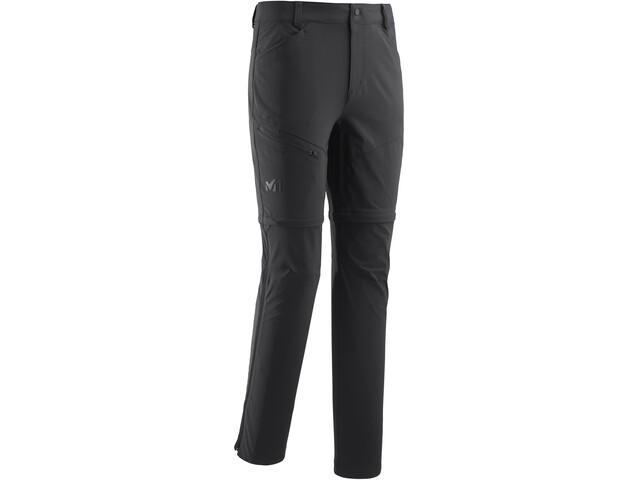 Millet Trekker Pantalón Convertibles Zip Off Hombre, black/noir